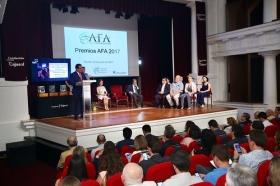 """Entrega de los Premios AFA 2017 en la Fundación Cajasol (11) • <a style=""""font-size:0.8em;"""" href=""""http://www.flickr.com/photos/129072575@N05/35297792432/"""" target=""""_blank"""">View on Flickr</a>"""