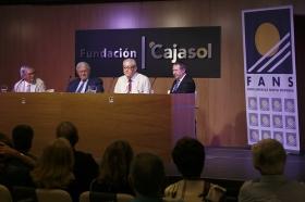 "Foro Andaluz Nueva Sociedad: 'Cataluña en la encrucijada' (8) • <a style=""font-size:0.8em;"" href=""http://www.flickr.com/photos/129072575@N05/35313199511/"" target=""_blank"">View on Flickr</a>"