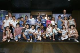 """Entrega de los III Premios 'El Audiovisual en la Escuela' en la Fundación Cajasol (16) • <a style=""""font-size:0.8em;"""" href=""""http://www.flickr.com/photos/129072575@N05/35439978165/"""" target=""""_blank"""">View on Flickr</a>"""