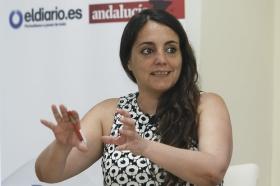 """Presentación de la revista nº16 de eldiario.es 'La ciudad civilizada' en la Fundación Cajasol (4) • <a style=""""font-size:0.8em;"""" href=""""http://www.flickr.com/photos/129072575@N05/34658445790/"""" target=""""_blank"""">View on Flickr</a>"""
