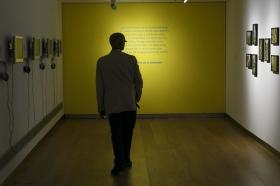 """Exposición ¡¿Éramos tan modernos?! en la Sala Murillo de la Fundación Cajasol (5) • <a style=""""font-size:0.8em;"""" href=""""http://www.flickr.com/photos/129072575@N05/35034108314/"""" target=""""_blank"""">View on Flickr</a>"""