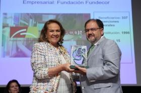 """Entrega de los Premios AFA 2017 en la Fundación Cajasol (2) • <a style=""""font-size:0.8em;"""" href=""""http://www.flickr.com/photos/129072575@N05/35424480006/"""" target=""""_blank"""">View on Flickr</a>"""