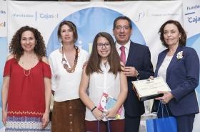 """Entrega IV Premios 'Mi libro preferido' en la Fundación Cajasol (27) • <a style=""""font-size:0.8em;"""" href=""""http://www.flickr.com/photos/129072575@N05/35111208912/"""" target=""""_blank"""">View on Flickr</a>"""