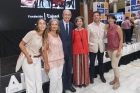 """Presentación de la Memoria 2016 de la Fundación Cajasol (34) • <a style=""""font-size:0.8em;"""" href=""""http://www.flickr.com/photos/129072575@N05/35013973791/"""" target=""""_blank"""">View on Flickr</a>"""