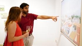 """Exposición 'Itinerario', en la sede de la Fundación Cajasol en Cádiz (8) • <a style=""""font-size:0.8em;"""" href=""""http://www.flickr.com/photos/129072575@N05/35035201944/"""" target=""""_blank"""">View on Flickr</a>"""