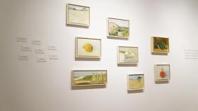 """Exposición 'Itinerario', en la sede de la Fundación Cajasol en Cádiz (12) • <a style=""""font-size:0.8em;"""" href=""""http://www.flickr.com/photos/129072575@N05/35035203034/"""" target=""""_blank"""">View on Flickr</a>"""
