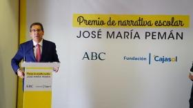"Entrega de los II Premios José María Pemán (16) • <a style=""font-size:0.8em;"" href=""http://www.flickr.com/photos/129072575@N05/35958918926/"" target=""_blank"">View on Flickr</a>"