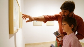 """Exposición 'Itinerario', en la sede de la Fundación Cajasol en Cádiz (5) • <a style=""""font-size:0.8em;"""" href=""""http://www.flickr.com/photos/129072575@N05/35035200824/"""" target=""""_blank"""">View on Flickr</a>"""