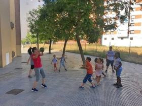 "IV Campamento Urbano Sunset Campus (2) • <a style=""font-size:0.8em;"" href=""http://www.flickr.com/photos/129072575@N05/35705398182/"" target=""_blank"">View on Flickr</a>"