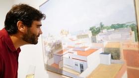 """Exposición 'Itinerario', en la sede de la Fundación Cajasol en Cádiz (7) • <a style=""""font-size:0.8em;"""" href=""""http://www.flickr.com/photos/129072575@N05/35035201504/"""" target=""""_blank"""">View on Flickr</a>"""