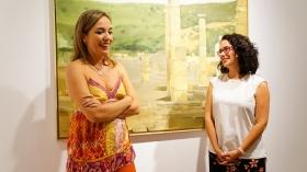 """Exposición 'Itinerario', en la sede de la Fundación Cajasol en Cádiz (18) • <a style=""""font-size:0.8em;"""" href=""""http://www.flickr.com/photos/129072575@N05/35035205034/"""" target=""""_blank"""">View on Flickr</a>"""