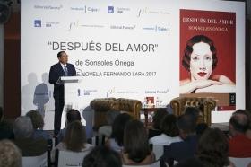 """Presentación de 'Después del amor' desde la Fundación Cajasol (2) • <a style=""""font-size:0.8em;"""" href=""""http://www.flickr.com/photos/129072575@N05/37243612126/"""" target=""""_blank"""">View on Flickr</a>"""