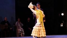 "Estival Flamenco Cádiz 2017: Compañía de Andrés Peña y Pilar Ogalla (4) • <a style=""font-size:0.8em;"" href=""http://www.flickr.com/photos/129072575@N05/36244483571/"" target=""_blank"">View on Flickr</a>"