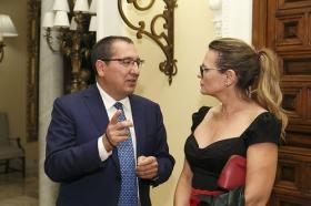 """Presentación de la Gira Nacional '¡Que suenen con alegría!', con Ainhoa Arteta y Estrella Morente (9) • <a style=""""font-size:0.8em;"""" href=""""http://www.flickr.com/photos/129072575@N05/36621153903/"""" target=""""_blank"""">View on Flickr</a>"""