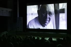 """Estreno de la película documental 'Salvador Távora: La excepción' en la Fundación Cajasol (8) • <a style=""""font-size:0.8em;"""" href=""""http://www.flickr.com/photos/129072575@N05/37260280672/"""" target=""""_blank"""">View on Flickr</a>"""