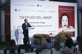"""Presentación de 'Después del amor' desde la Fundación Cajasol (5) • <a style=""""font-size:0.8em;"""" href=""""http://www.flickr.com/photos/129072575@N05/36620948203/"""" target=""""_blank"""">View on Flickr</a>"""