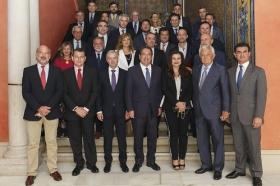 """Visita del Embajador de Bulgaria en España a la Fundación Cajasol • <a style=""""font-size:0.8em;"""" href=""""http://www.flickr.com/photos/129072575@N05/37891077426/"""" target=""""_blank"""">View on Flickr</a>"""