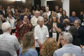 """Estreno de la película documental 'Salvador Távora: La excepción' en la Fundación Cajasol (3) • <a style=""""font-size:0.8em;"""" href=""""http://www.flickr.com/photos/129072575@N05/36620167343/"""" target=""""_blank"""">View on Flickr</a>"""