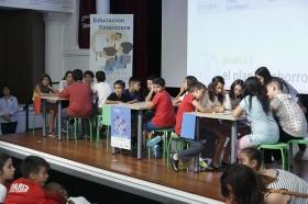 """Día de la Educación Financiera 2017 en la Fundación Cajasol (14) • <a style=""""font-size:0.8em;"""" href=""""http://www.flickr.com/photos/129072575@N05/37438490202/"""" target=""""_blank"""">View on Flickr</a>"""