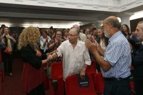 """Estreno de la película documental 'Salvador Távora: La excepción' en la Fundación Cajasol (7) • <a style=""""font-size:0.8em;"""" href=""""http://www.flickr.com/photos/129072575@N05/37242691496/"""" target=""""_blank"""">View on Flickr</a>"""