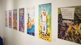 "Exposición 'Carteles del Carnaval de Cádiz 2018' en la Fundación Cajasol • <a style=""font-size:0.8em;"" href=""http://www.flickr.com/photos/129072575@N05/37855222016/"" target=""_blank"">View on Flickr</a>"