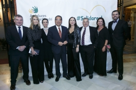 "V Gala Solidaria Andaluces Compartiendo (8) • <a style=""font-size:0.8em;"" href=""http://www.flickr.com/photos/129072575@N05/37549357150/"" target=""_blank"">View on Flickr</a>"