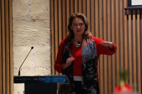 """Club de Directivos Andalucía: Sarah Harmon (11) • <a style=""""font-size:0.8em;"""" href=""""http://www.flickr.com/photos/129072575@N05/37426564784/"""" target=""""_blank"""">View on Flickr</a>"""