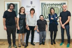 """Jornadas 'Los oficios del cine' en la Fundación Cajasol • <a style=""""font-size:0.8em;"""" href=""""http://www.flickr.com/photos/129072575@N05/38081564646/"""" target=""""_blank"""">View on Flickr</a>"""