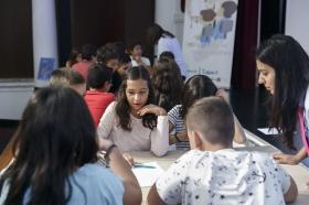 """Día de la Educación Financiera 2017 en la Fundación Cajasol (17) • <a style=""""font-size:0.8em;"""" href=""""http://www.flickr.com/photos/129072575@N05/37438490962/"""" target=""""_blank"""">View on Flickr</a>"""