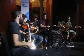 "Noche en Blanco Sevilla 2017 en la Fundación Cajasol (11) • <a style=""font-size:0.8em;"" href=""http://www.flickr.com/photos/129072575@N05/37544363791/"" target=""_blank"">View on Flickr</a>"
