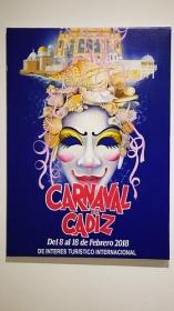 "Exposición 'Carteles del Carnaval de Cádiz 2018' en la Fundación Cajasol (3) • <a style=""font-size:0.8em;"" href=""http://www.flickr.com/photos/129072575@N05/24051781148/"" target=""_blank"">View on Flickr</a>"