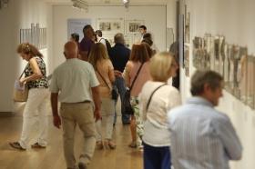 "Noche en Blanco Sevilla 2017 en la Fundación Cajasol (4) • <a style=""font-size:0.8em;"" href=""http://www.flickr.com/photos/129072575@N05/36874787833/"" target=""_blank"">View on Flickr</a>"