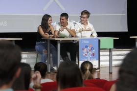 """Día de la Educación Financiera 2017 en la Fundación Cajasol (10) • <a style=""""font-size:0.8em;"""" href=""""http://www.flickr.com/photos/129072575@N05/36799616253/"""" target=""""_blank"""">View on Flickr</a>"""