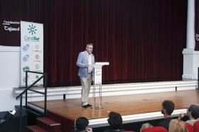 """Estreno de la película documental 'Salvador Távora: La excepción' en la Fundación Cajasol (15) • <a style=""""font-size:0.8em;"""" href=""""http://www.flickr.com/photos/129072575@N05/37242693356/"""" target=""""_blank"""">View on Flickr</a>"""