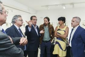 """Encuentros de la SER dedicados a los 40 años del 4 de diciembre con Pablo Iglesias y Teresa Rodríguez (4) • <a style=""""font-size:0.8em;"""" href=""""http://www.flickr.com/photos/129072575@N05/37775054622/"""" target=""""_blank"""">View on Flickr</a>"""