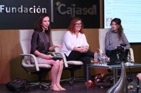 """Fundación Cajasol en un tuit: Redes Sociales y Divulgación Científica (11) • <a style=""""font-size:0.8em;"""" href=""""http://www.flickr.com/photos/129072575@N05/36961317593/"""" target=""""_blank"""">View on Flickr</a>"""