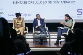 """Encuentros de la SER dedicados a los 40 años del 4 de diciembre con Pablo Iglesias y Teresa Rodríguez (6) • <a style=""""font-size:0.8em;"""" href=""""http://www.flickr.com/photos/129072575@N05/37775055012/"""" target=""""_blank"""">View on Flickr</a>"""