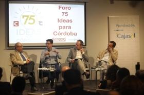 "Foro '75 ideas para Córdoba en la Fundación Cajasol (Noviembre de 2017) (4) • <a style=""font-size:0.8em;"" href=""http://www.flickr.com/photos/129072575@N05/37526213424/"" target=""_blank"">View on Flickr</a>"