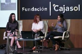 """Fundación Cajasol en un tuit: Redes Sociales y Divulgación Científica (2) • <a style=""""font-size:0.8em;"""" href=""""http://www.flickr.com/photos/129072575@N05/23779144428/"""" target=""""_blank"""">View on Flickr</a>"""