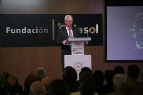 """40 aniversario de la Asociación de Hoteles de Sevilla y Provincia en la Fundación Cajasol (16) • <a style=""""font-size:0.8em;"""" href=""""http://www.flickr.com/photos/129072575@N05/37463617792/"""" target=""""_blank"""">View on Flickr</a>"""