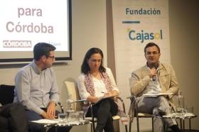 "Foro '75 ideas para Córdoba en la Fundación Cajasol (Noviembre de 2017) (5) • <a style=""font-size:0.8em;"" href=""http://www.flickr.com/photos/129072575@N05/38237546521/"" target=""_blank"">View on Flickr</a>"