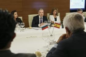 """Visita del Embajador de Bulgaria en España a la Fundación Cajasol (7) • <a style=""""font-size:0.8em;"""" href=""""http://www.flickr.com/photos/129072575@N05/26168593549/"""" target=""""_blank"""">View on Flickr</a>"""