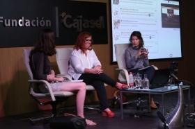 """Fundación Cajasol en un tuit: Redes Sociales y Divulgación Científica (8) • <a style=""""font-size:0.8em;"""" href=""""http://www.flickr.com/photos/129072575@N05/23779144648/"""" target=""""_blank"""">View on Flickr</a>"""