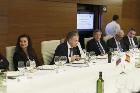 """Visita del Embajador de Bulgaria en España a la Fundación Cajasol (9) • <a style=""""font-size:0.8em;"""" href=""""http://www.flickr.com/photos/129072575@N05/26168593889/"""" target=""""_blank"""">View on Flickr</a>"""
