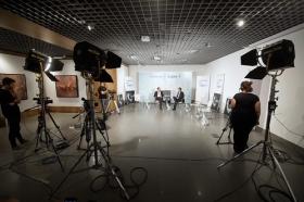 "Entrevista a Antonio Pulido en 'Con Acento Andaluz' desde Fundación Cajasol (Córdoba) (4) • <a style=""font-size:0.8em;"" href=""http://www.flickr.com/photos/129072575@N05/38089355596/"" target=""_blank"">View on Flickr</a>"