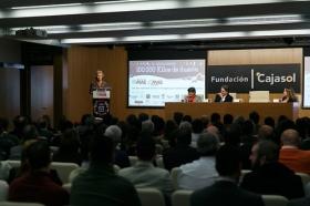 """Presentación de la VIII Campaña '100.000 kilos de ilusión', de la Fundación MAS (2) • <a style=""""font-size:0.8em;"""" href=""""http://www.flickr.com/photos/129072575@N05/27270235339/"""" target=""""_blank"""">View on Flickr</a>"""
