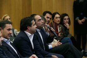 "Conferencia de Juan Ramón Rallo en la Fundación Cajasol (3) • <a style=""font-size:0.8em;"" href=""http://www.flickr.com/photos/129072575@N05/26504990099/"" target=""_blank"">View on Flickr</a>"