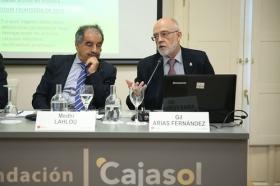 """Seminario 'La seguridad en la cuenca mediterránea: desafíos compartidos' en la Fundación Cajasol (13) • <a style=""""font-size:0.8em;"""" href=""""http://www.flickr.com/photos/129072575@N05/37553638584/"""" target=""""_blank"""">View on Flickr</a>"""