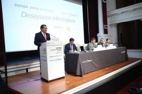 """Desayunos Informativos de Europa Press, con el ministro de Justicia, Rafael Catalá, en la Fundación Cajasol (9) • <a style=""""font-size:0.8em;"""" href=""""http://www.flickr.com/photos/129072575@N05/38702544811/"""" target=""""_blank"""">View on Flickr</a>"""