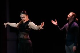 "Jueves Flamencos: Asunción Pérez 'Choni' & David Pérez en 'De2' (30) • <a style=""font-size:0.8em;"" href=""http://www.flickr.com/photos/129072575@N05/39067478881/"" target=""_blank"">View on Flickr</a>"